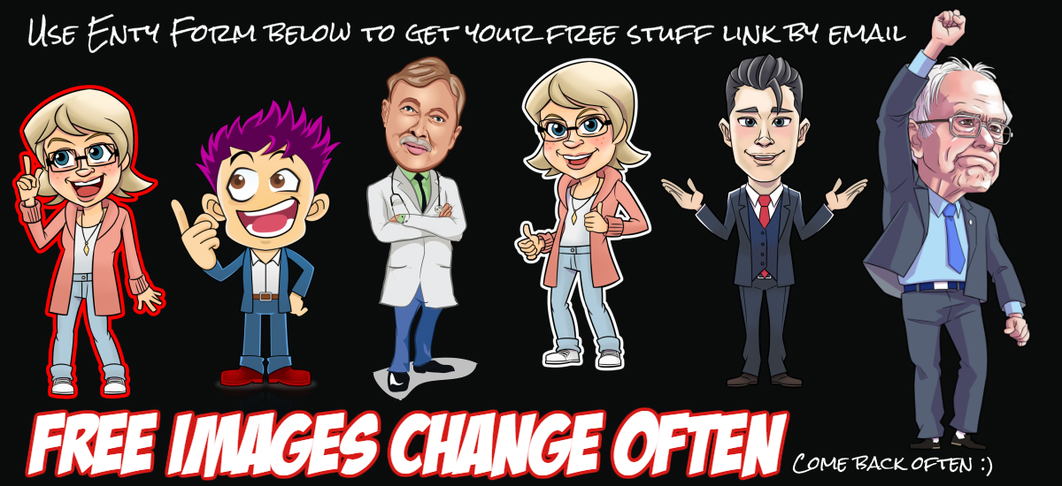 Free items change monthly